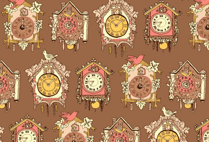 Cuckoo Clock Patterns