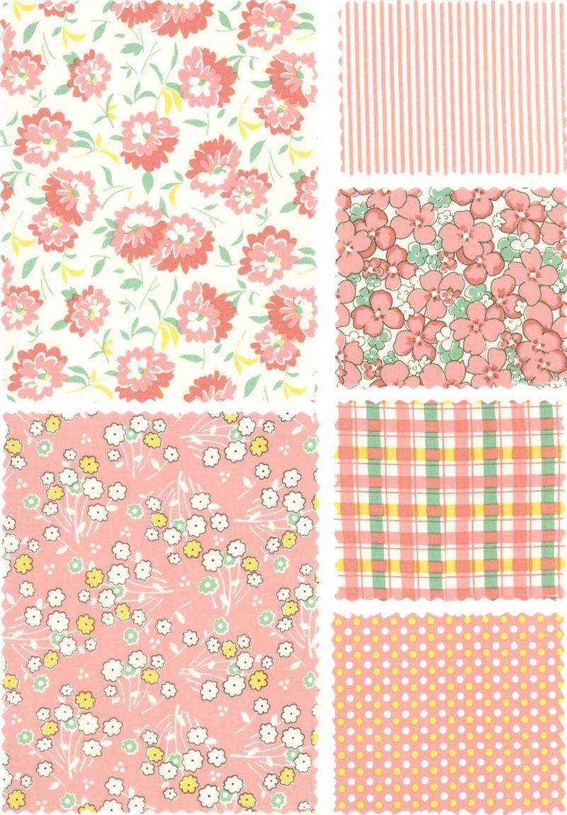 Vintage Reproduction Fabrics 103