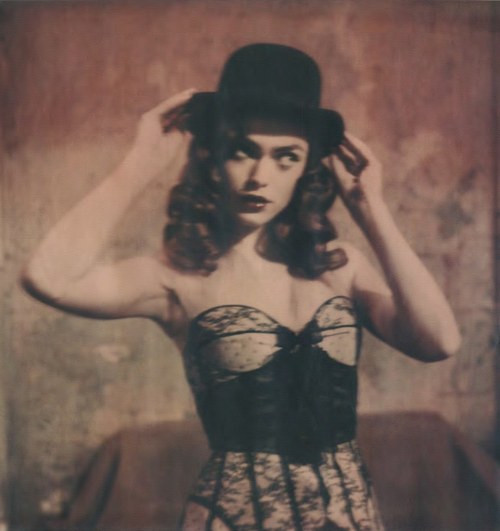 Sophie Vlaming LeCirque Vintage Fashion Style Circus Carnivale Pretty Design Inspiration Blog Beauty Model Glamour Icons