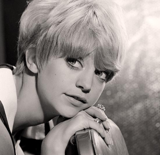 Vintage Icons Goldie Hawn Sexy Super Natural