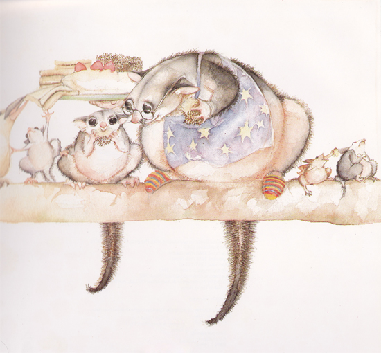 Possum Magic Children Book Vintage Blog Australian Illustration Illustrator