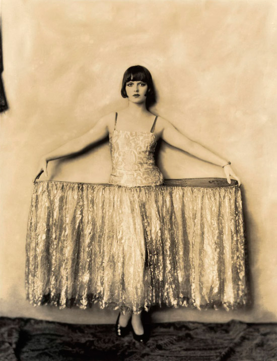 Louise Brooks Vintage Fashion Icon 20s Flapper 1920s Twenties Style Dancer