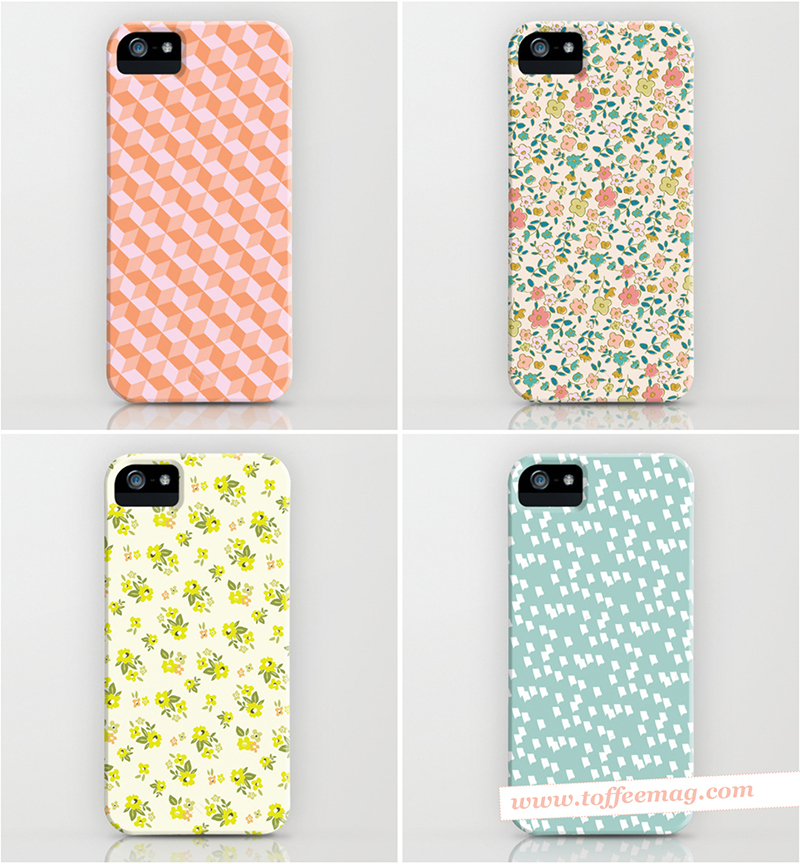 Vote, share and WIN a Toffee magazine iPhone Case!